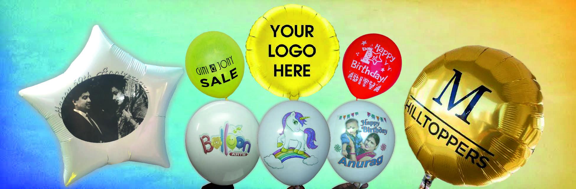 Balloon Printers India